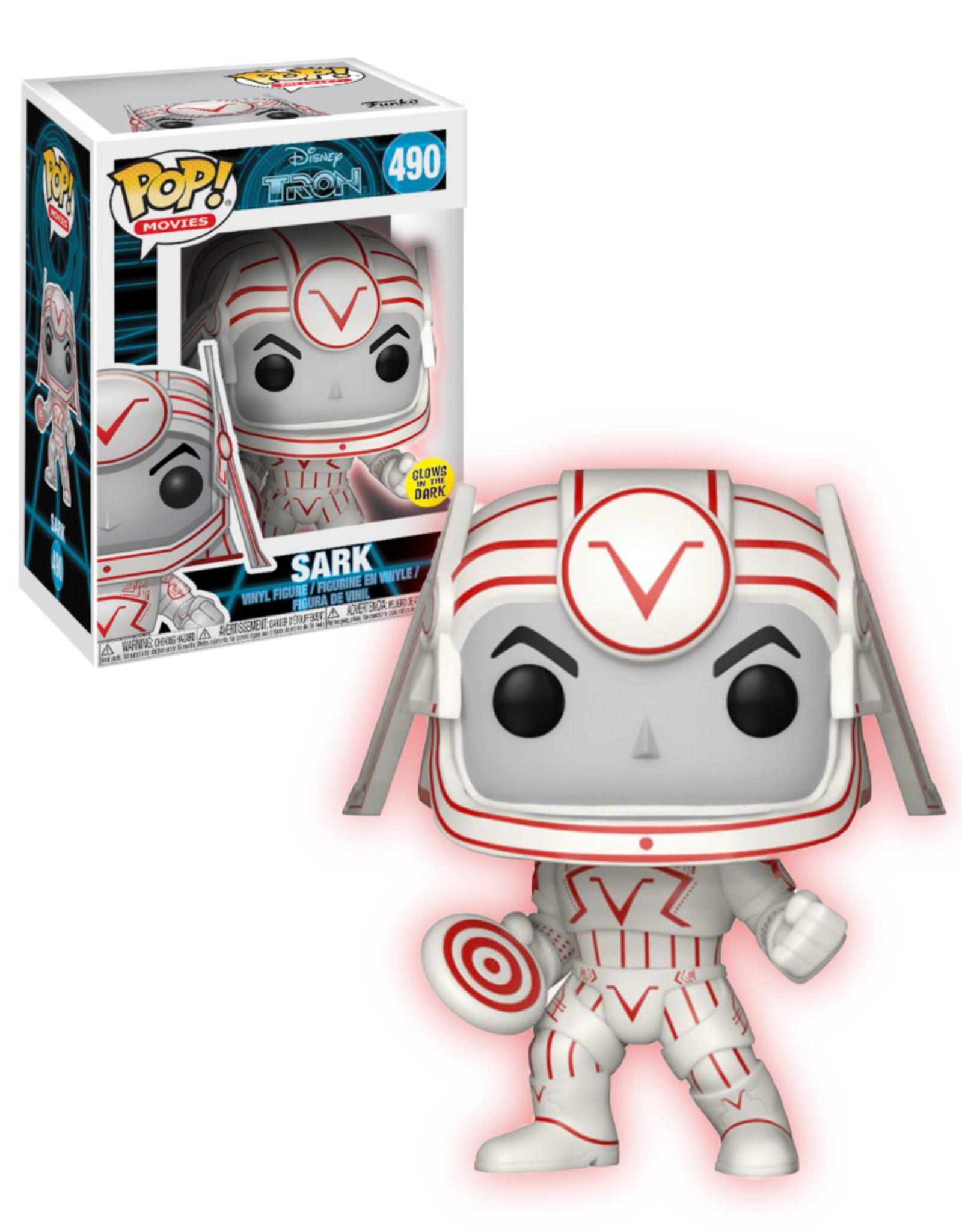 Disney Tron 490 ( Funko Pop ) Sark