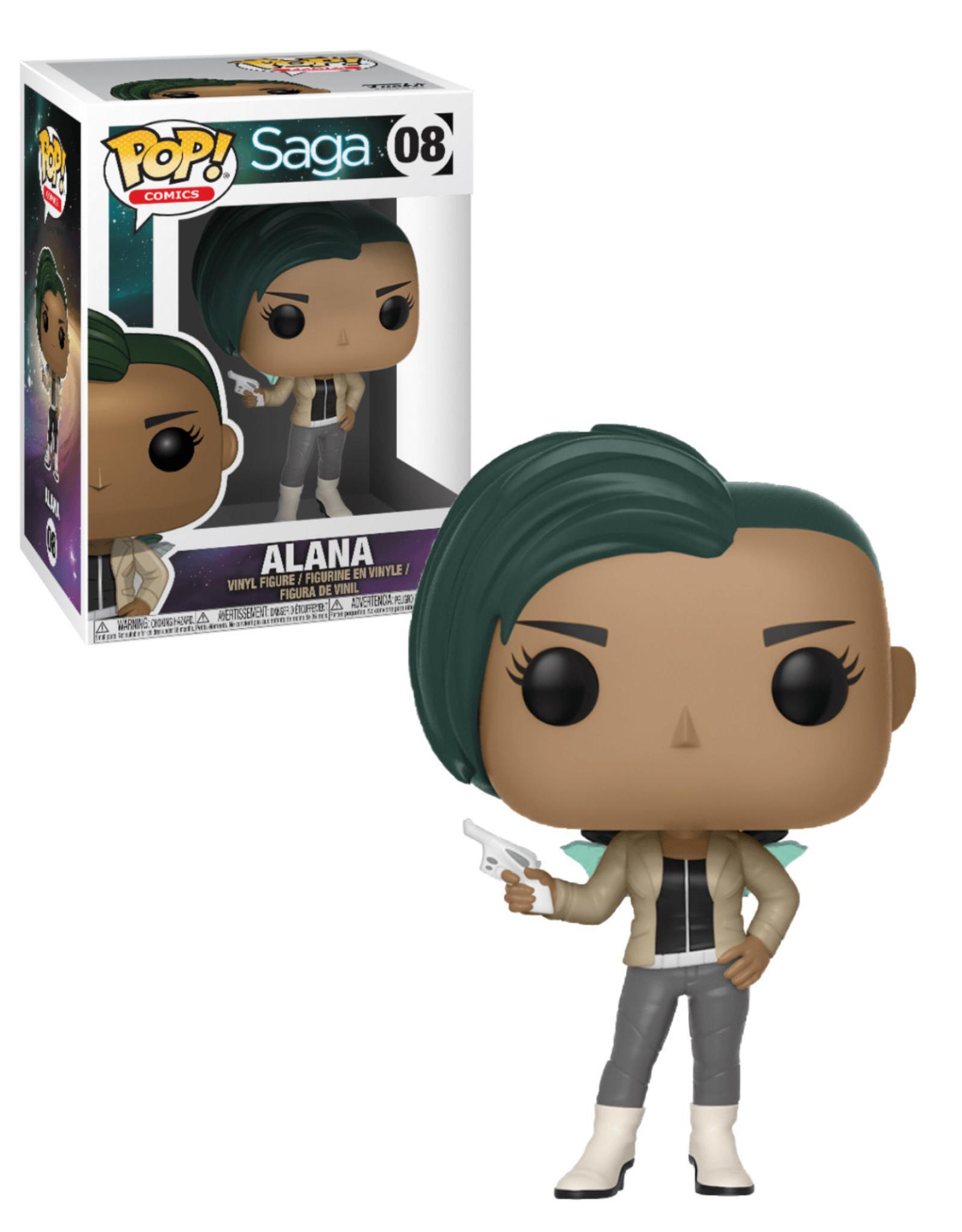 Saga 08 ( Funko Pop ) Alana