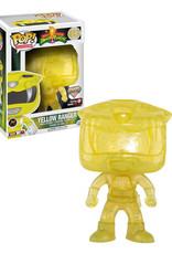 Power Rangers 413 ( Funko Pop ) Yellow Ranger