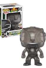Power Rangers 411 ( Funko Pop ) Black Ranger