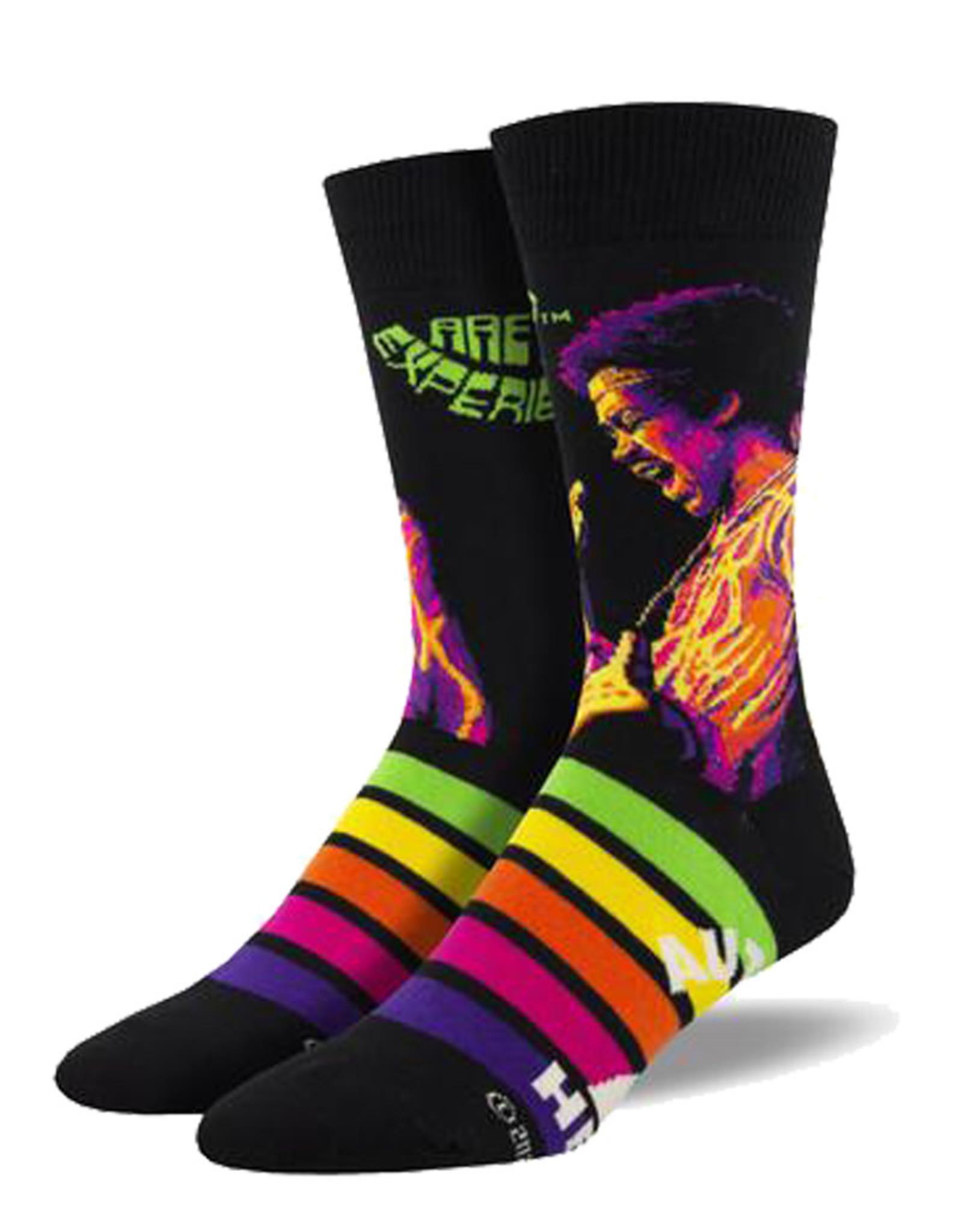 Jimi Hendrix ( Socksmith Socks )