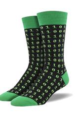 Binary Code ( Socksmith Socks )