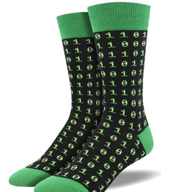 Binary Code ( Socksmith Socks )