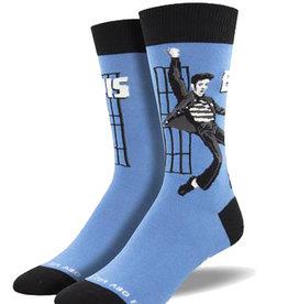 Elvis Elvis ( SockSmith Socks ) Jailhouse
