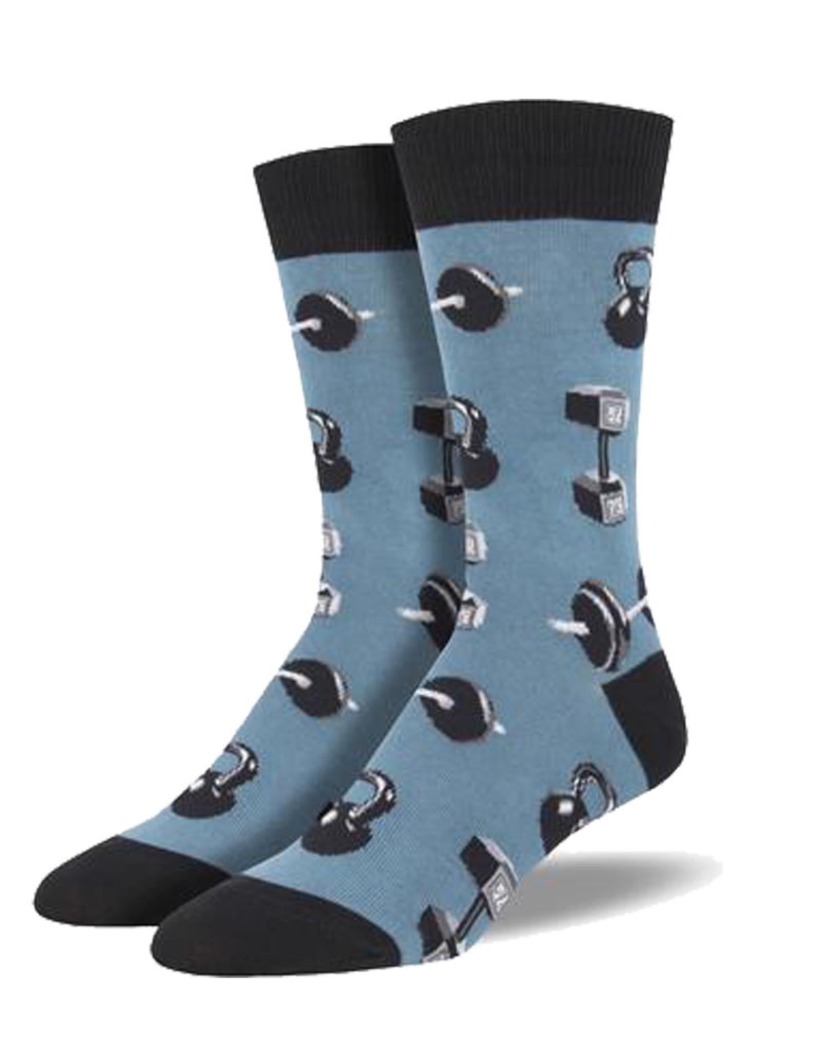 Dumbbells ( SockSmith Socks )