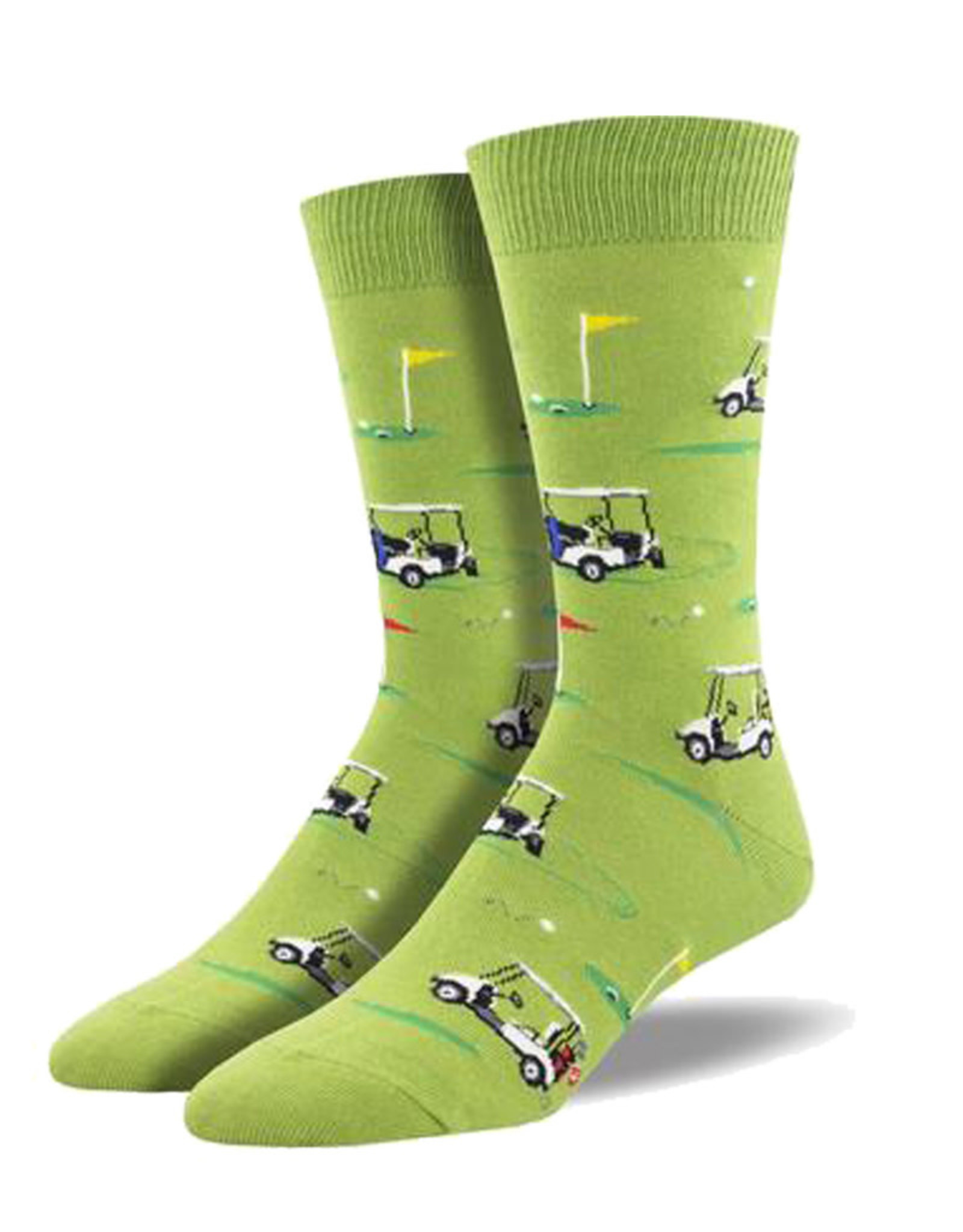 Golf Course ( SockSmith Socks )