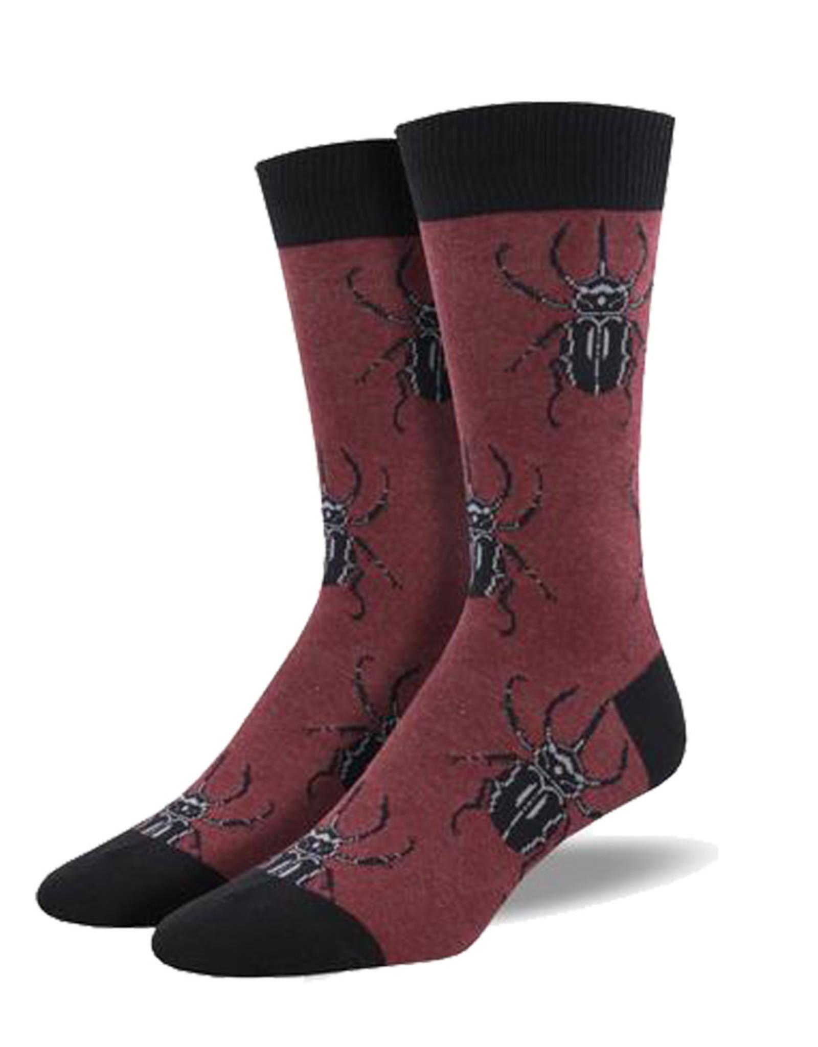 Rhinoceros beetles ( SockSmith Socks )
