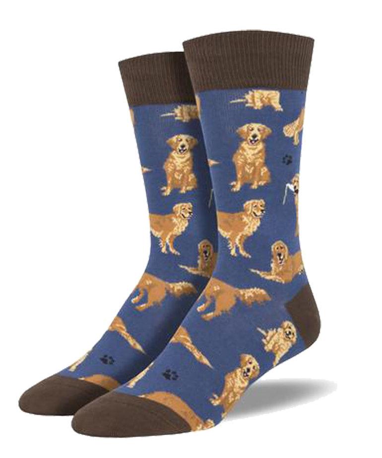 Golden Retrievers ( SockSmith Socks  )