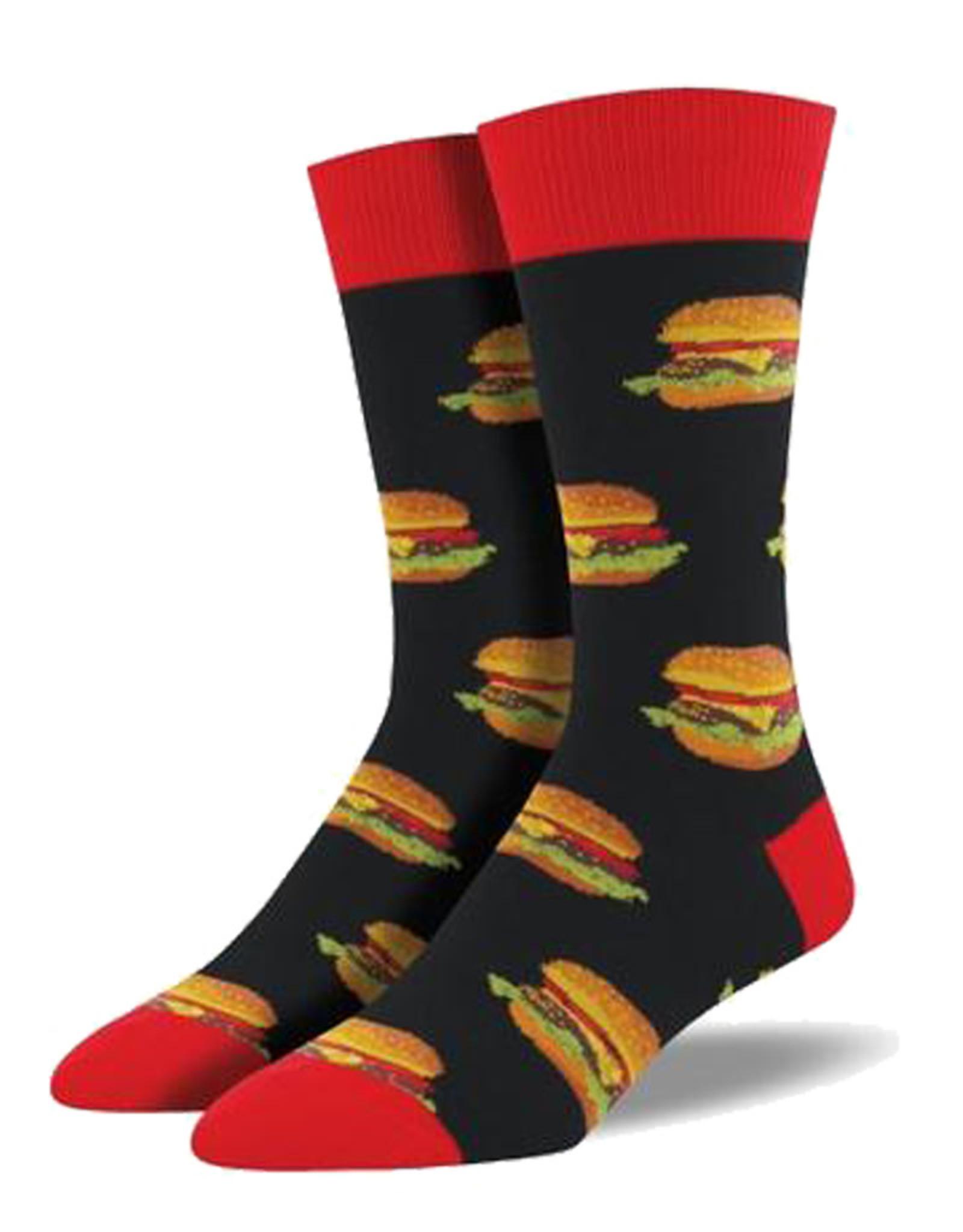 Hamburger ( SockSmith Socks )