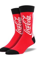 Coca-Cola ( SockSmith Socks  ) Logo