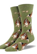 Basset ( SockSmith Socks  )