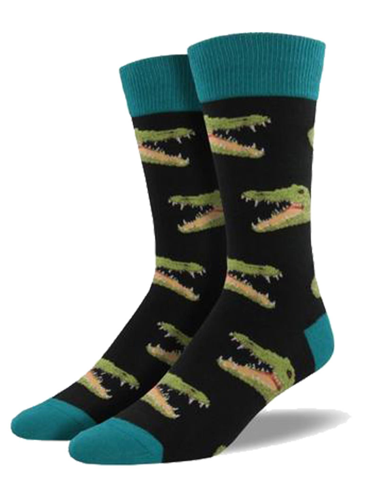 Crocodile ( SockSmith Socks  )