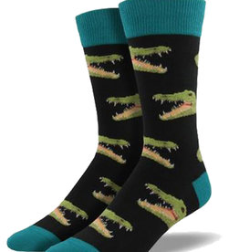 Crocodile ( SockSmith Socks  )