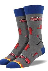 Firefighter ( SockSmith Socks )