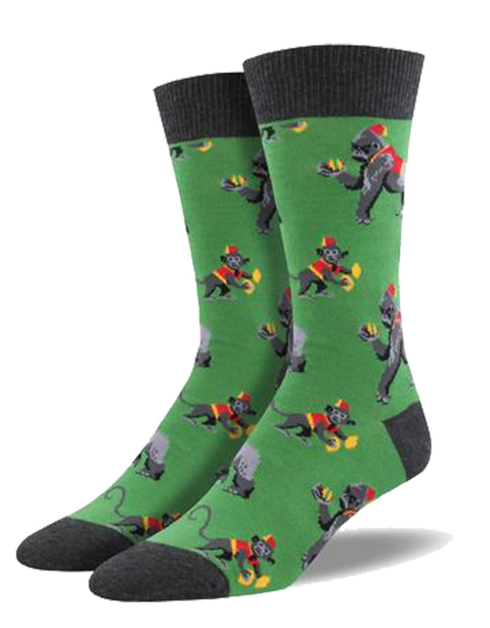 Monkey Band ( SockSmith Socks )
