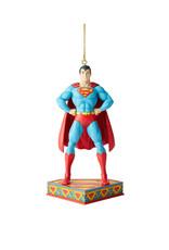 Dc Comics  ( Christmas Ornament )  Superman