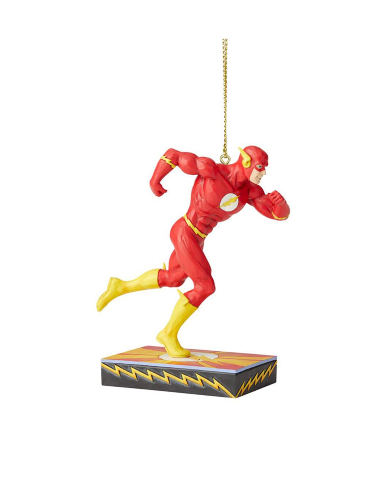 Dc Comics ( Christmas Ornament ) Flash