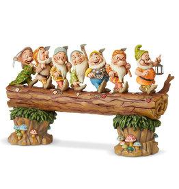 Disney Disney ( Disney Traditions Figurine ) Les sept Nains