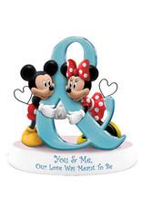 Disney Disney  ( You and Me ) Mickey & Minnie