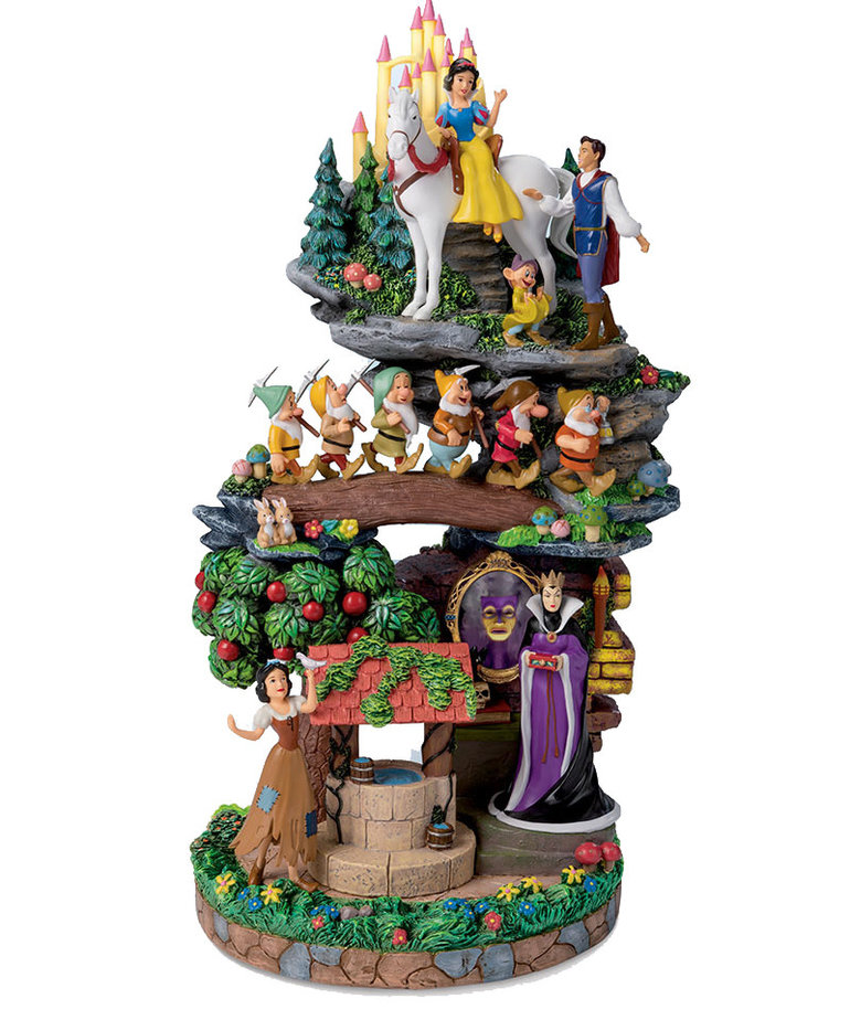 Disney Disney ( Diorama ) The Snow White Story