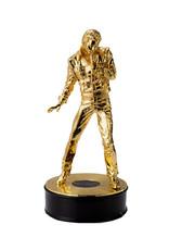 Elvis Elvis ( Gold  Figurine ) Comeback Special