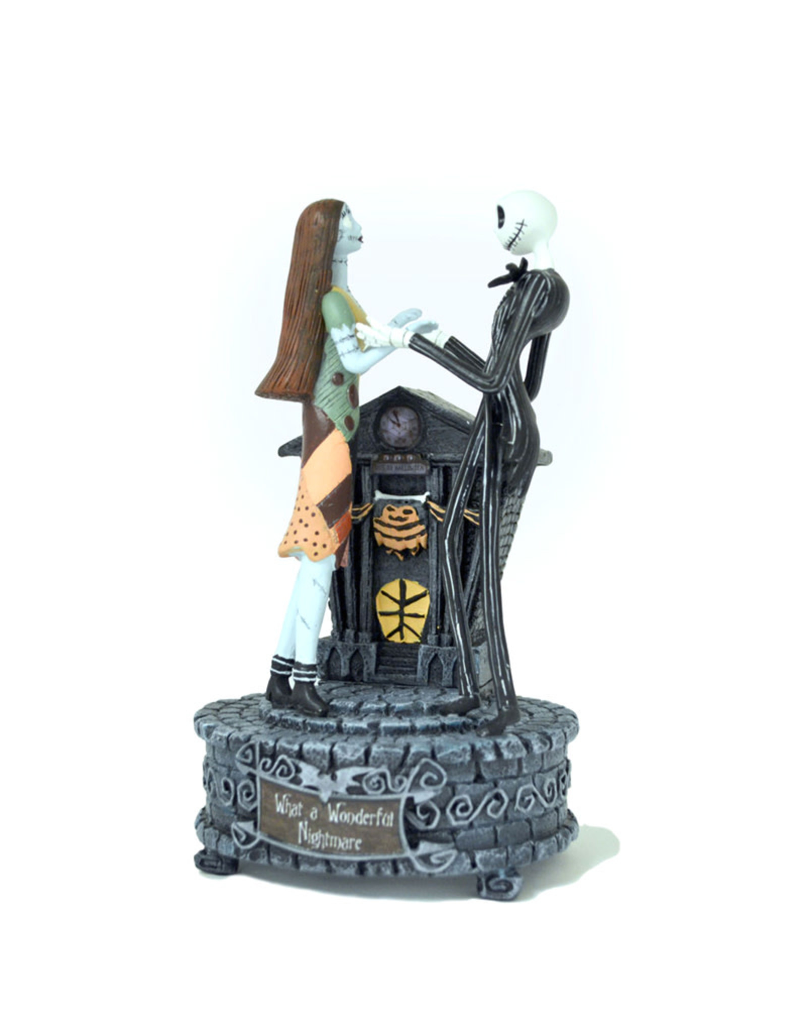 The Nightmare Before Christmas The Nightmare Before Christmas ( Musical Figurine )  What a wonderful nightmare
