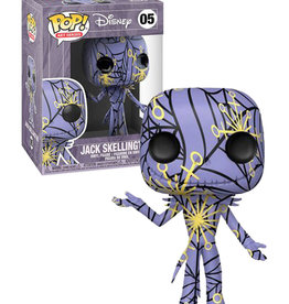The Nightmare Before Christmas Disney 05 ( Funko Pop ) Jack Skellington