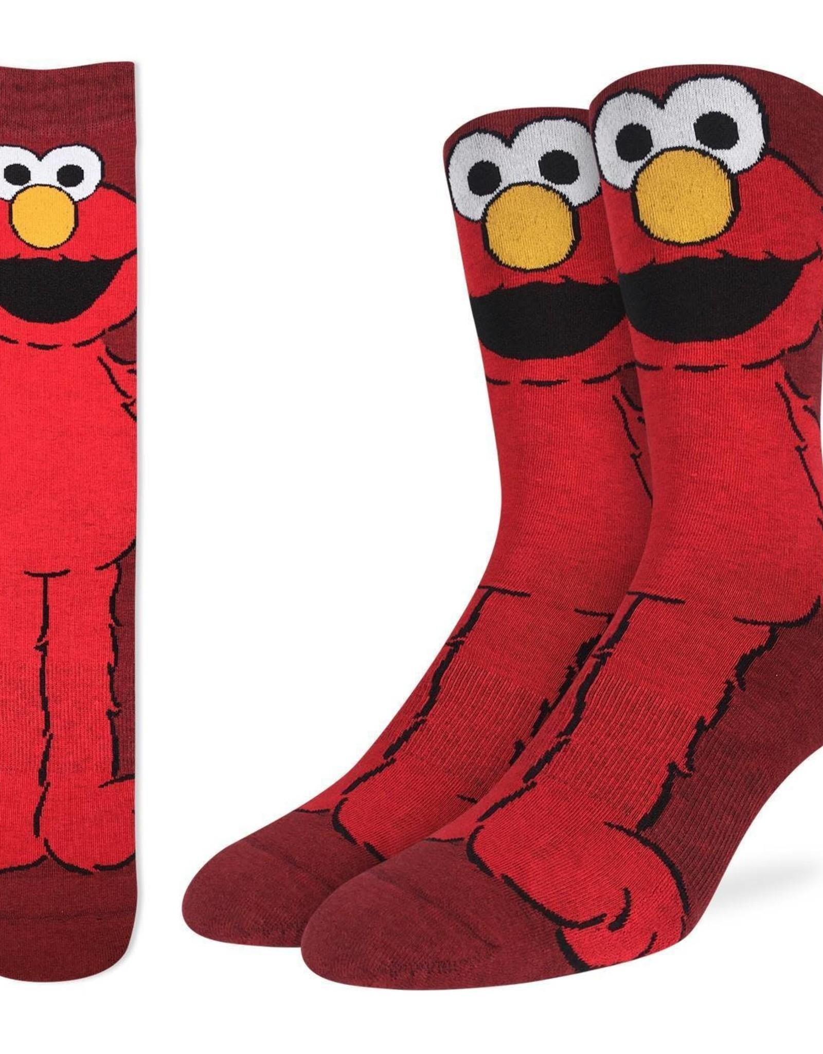 Sesame Street ( Bas Good Luck Sock ) Elmo