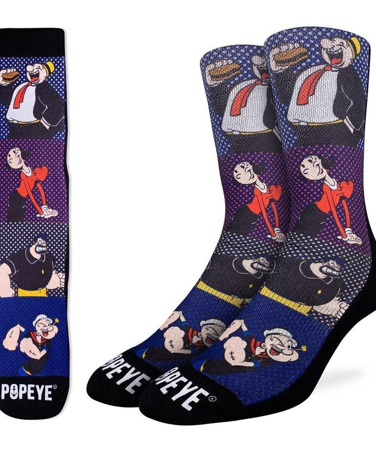 Popeye ( Bas Good Luck Sock ) Books Characters