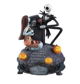 The Nightmare Before Christmas L'Étrange Noël de monsieur Jack ( Figurine Musicale ) Maintenant et pour toujours