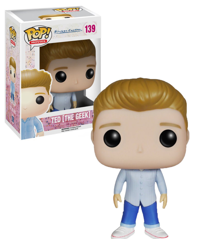 Sixteen Candles 139 ( Funko Pop ) Ted