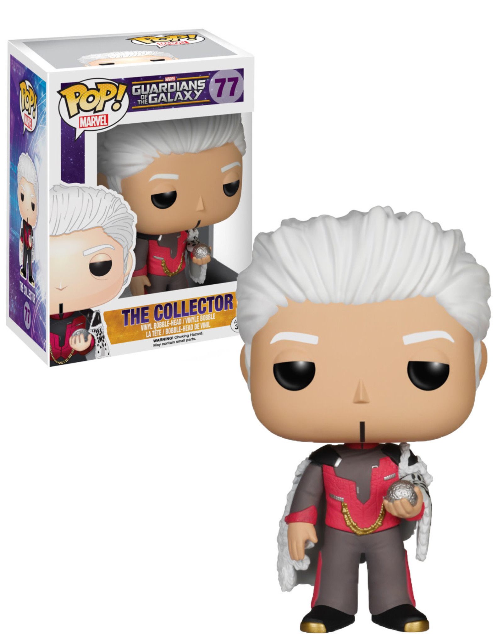 Guardians of the Galaxy 77 ( Funko Pop ) The Collector
