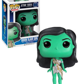 Star Trek 86 ( Funko Pop ) Orion Slave Girl