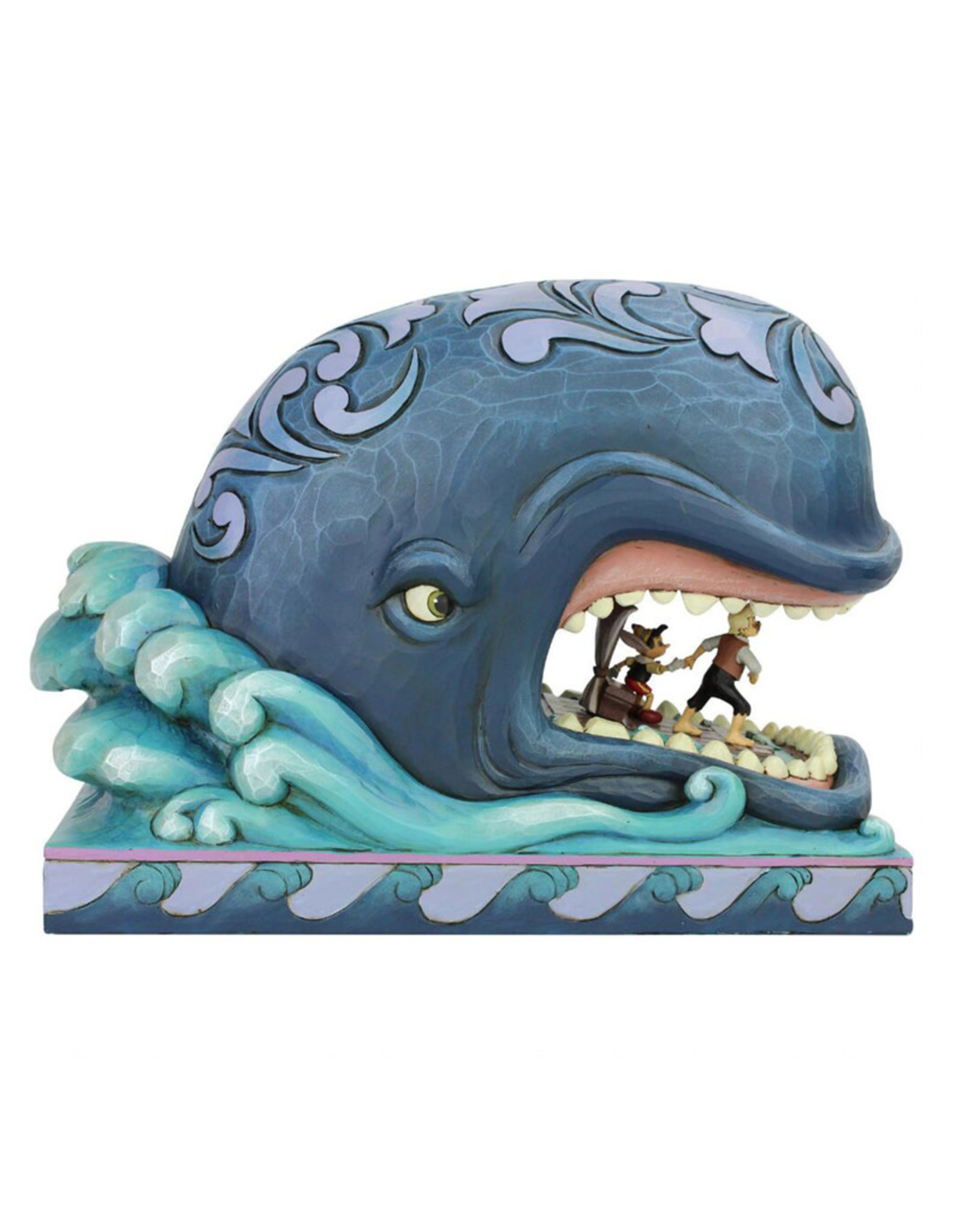 Disney Disney Pinocchio ( Disney Traditions Figurine ) A Whale of a Whale