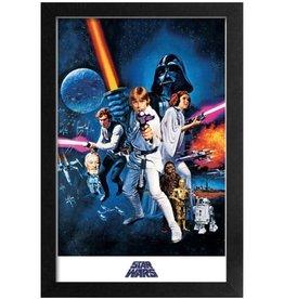 Star Wars ( Cadre ) Nouvel espoir