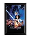 Star Wars Star wars ( Framed print ) Return Jedi