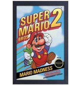 Super Mario Bros. 2 ( Cadre ) Couverture