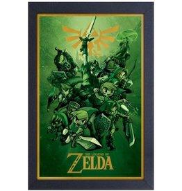 Zelda Zelda ( Cadre ) Links