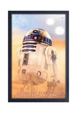Star Wars Star Wars ( Framed print ) R2D2