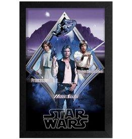 Star Wars Star Wars ( Cadre ) Équipe Rebelles