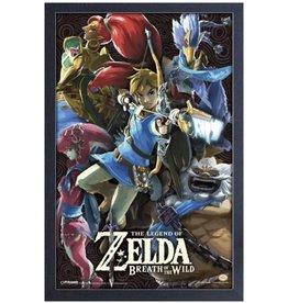 Zelda Zelda ( Cadre ) Bêtes Divine