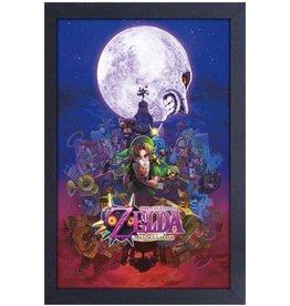 Zelda Zelda ( Framed print ) Majora's Mask