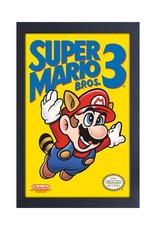 Super Mario Bros. 3 ( Framed print ) Cover