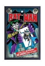 Batman ( Cadre ) Joker's Back In Town