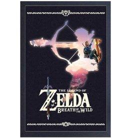 Zelda Zelda ( Cadre ) Silhouette