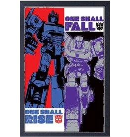 Transformers Transformers ( Cadre )  Ascension et chute