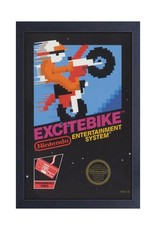 Nintendo Nintendo ( Framed print ) Excitebike