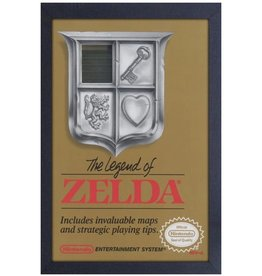 Zelda Zelda  ( Framed print ) The Legend of Zelda