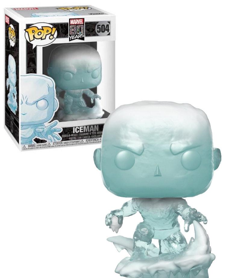 Marvel Marvel 80 Years 504 ( Funko pop ) Iceman