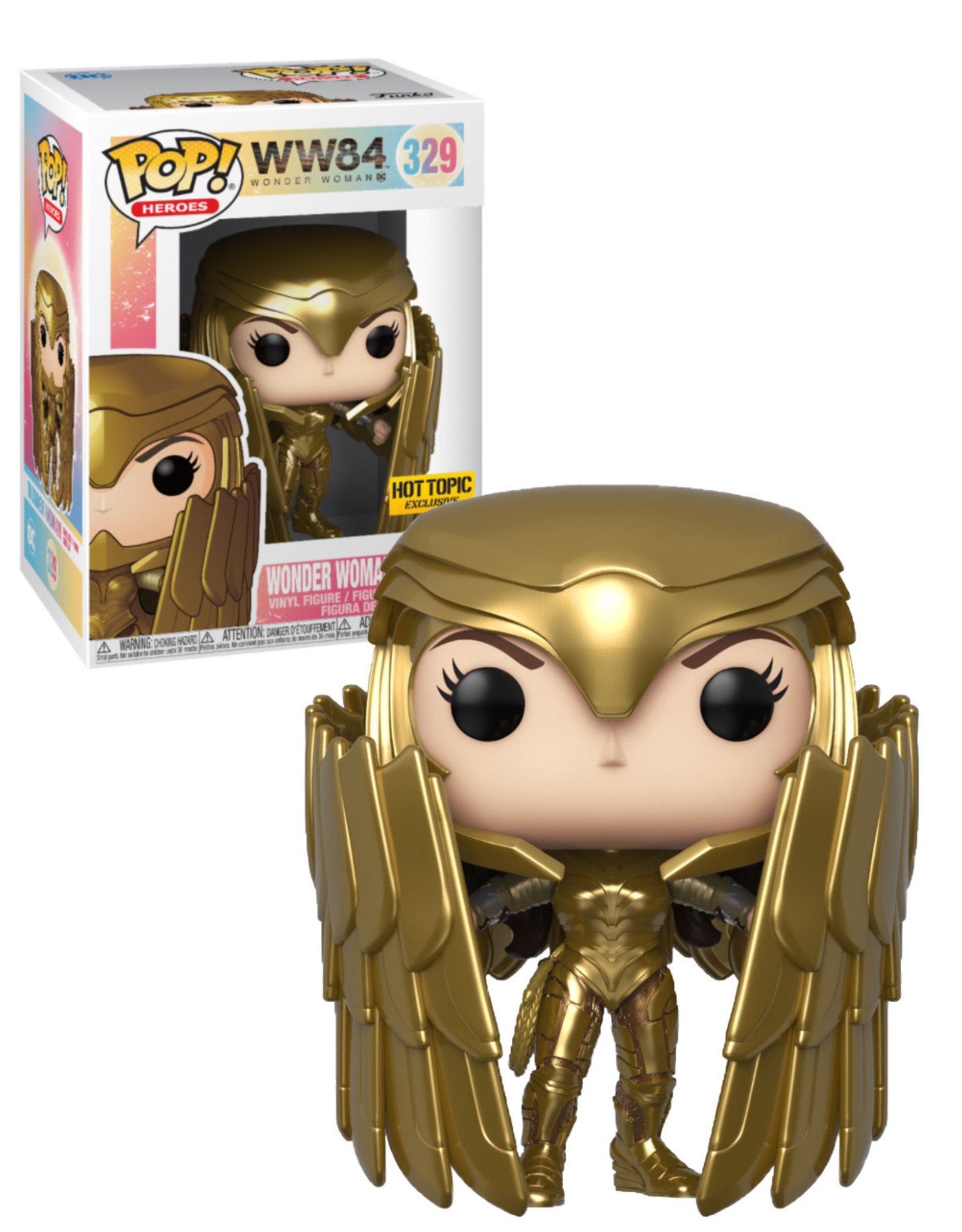 Dc comics WW84 329 ( Funko Pop ) Wonder Woman